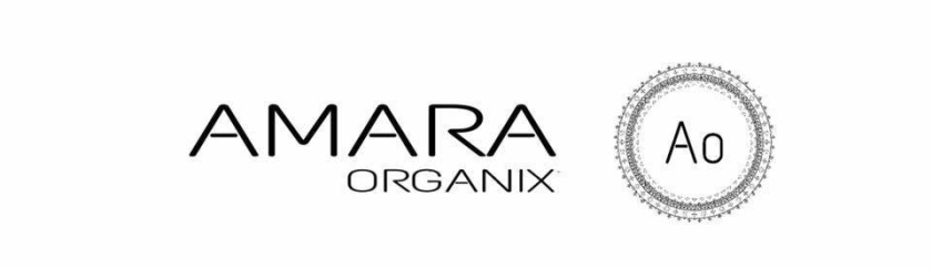 Image result for logo of  Amara organix
